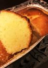 ふんわりカルピスパウンドケーキ