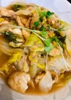 白菜ツナのくったり煮♡優しい味で美味!