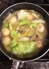 超簡単!春雨とレタスの具だくさんスープ♪