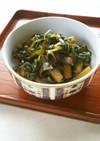 【野菜ソムリエ】ふきの佃煮