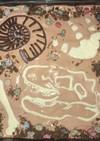 化石採掘スコップケーキ。