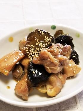 ☆ご飯が進む❣️鶏肉となすのポン酢炒め☆