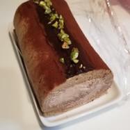 チョコロールケーキ(生地)