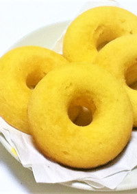 焼きドーナツ レモンバターケーキ風