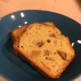 HM☆りんごのパウンドケーキ