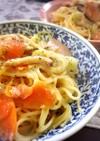 おうちにあるお野菜で♪簡単カルボナーラ