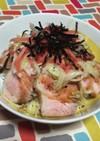 超簡単☆焼豚丼ならぬローストポーク丼