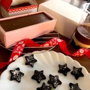 オーブン無しで生チョコとオレオのタルトの写真