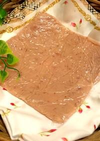 濃厚いちごミルクシート(折り込みパン用)