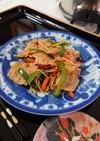 簡単夕食!お肉(牛肉、豚肉、鶏肉)野菜炒
