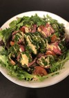 ブロッコリーとローストビーフのサラダ