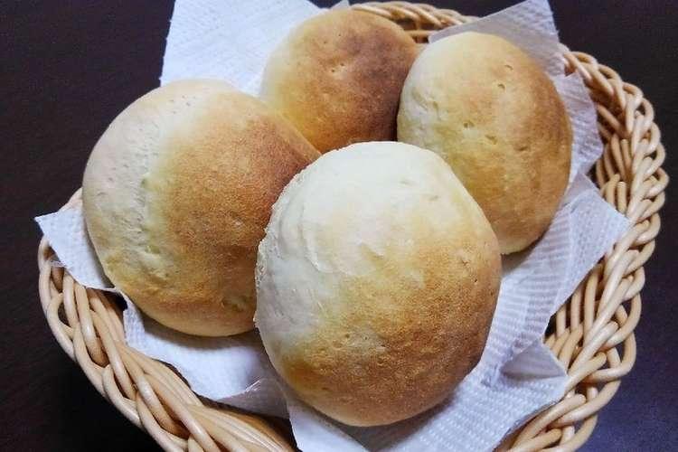 パン 薄力粉