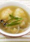 【副菜】たこ焼きスープ