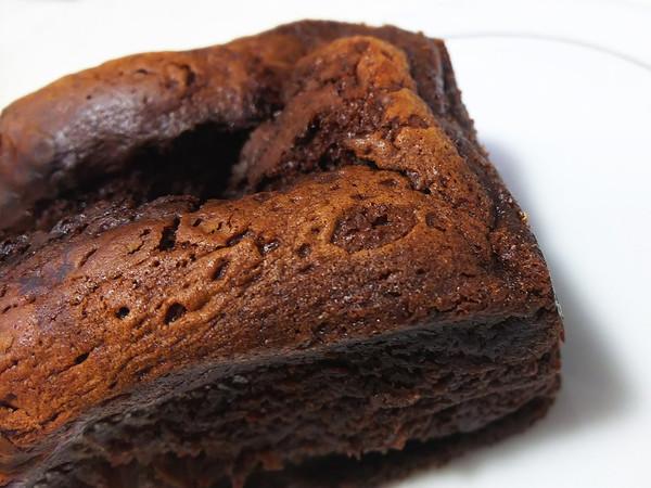 小麦粉不使用の生チョコケーキ