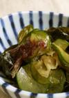 簡単♪海藻と胡瓜の酢の物(中華風)