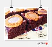 れぽ2♡クッキーパウンドケーキ♡簡単の写真