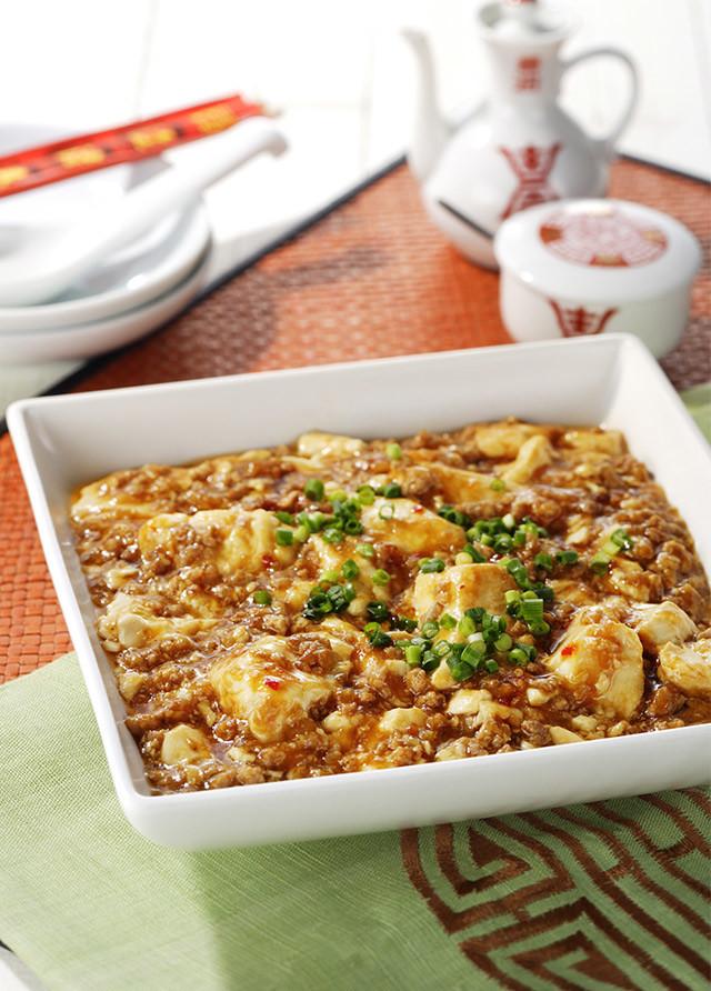 黄金 麻婆豆腐