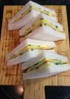 【簡単】ミックスサンドイッチ