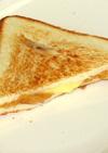 きつね饂飩や稲荷好き必見♡サンドトースト