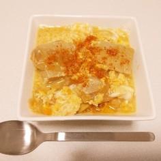 高野豆腐の親子丼風