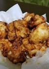 洗い物少なめ✨鶏むね肉のからあげ