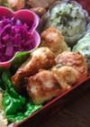 冷凍保存で便利!鶏胸肉の塩麹漬け唐揚げ
