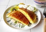 メレンゲパンケーキの写真
