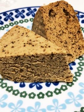 簡単おからパウダー紅茶蒸しパン