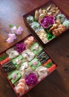春♡お花見弁当 モザイク寿司
