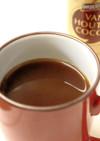 朝昼おやつ♪ヘルシーなココア入りコーヒー