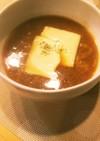洗い物も簡単に!カレー鍋そのまんまスープ