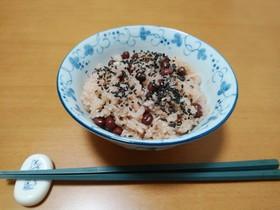 お祝いに☆炊飯器で簡単お赤飯