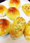 あんパンマヨネーズパン簡単発酵