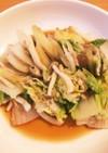 男の30分料理:豚肉と白菜のミルフィーユ