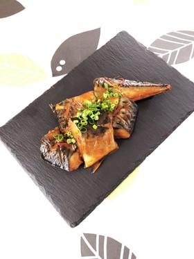 鯖のコチュジャン味噌煮♪