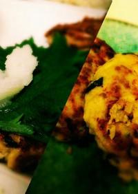 簡単☆和風豆腐ハンバーグ