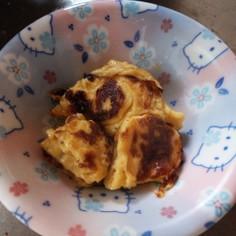 ホイップマリーム入り卵焼き