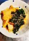 筍とワカメの煮物