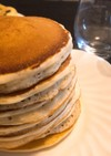 ふるわない!薄力粉で作るホットケーキ