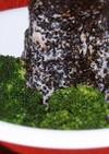 黒甜郷裏の依代★黒すりごまのポテトサラダ