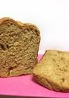 HBでふわふわ黒糖きな粉パン