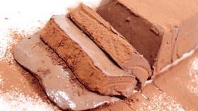 濃厚チョコレートムース