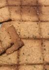 米ぬかクッキー 簡単 +ごま!糖質制限