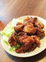 《下味冷凍OK》鶏の唐揚げの写真