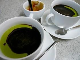 抹茶好きの為の、抹茶のブラマンジェ
