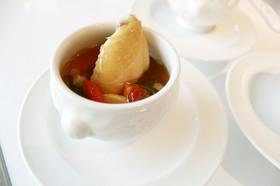 野菜いっぱい蒸しスープ