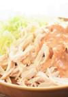 レンジで簡単♪鶏むね肉のケバブサラダ!