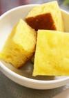 粉チーズを消費したい時の炊飯器ケーキ