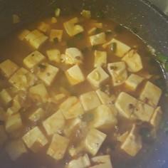 離乳食完了期 麻婆豆腐
