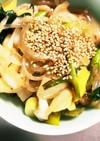 マロニーでカサ増し肉豆腐
